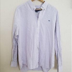 Vineyard Vines Collegiate Striped Shirt